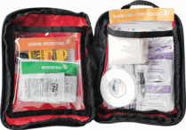We carry many different personal first aid and trauma kits. The Adventure 2.0 is a nice addition to your backpack, home or auto.