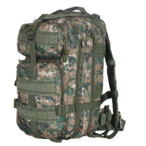 Fox medium transport backpack in woodland camo. We also carry it in digical ACU.