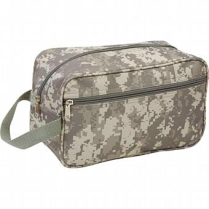 Extreme Pak digital camo bag keeps your gear dry.